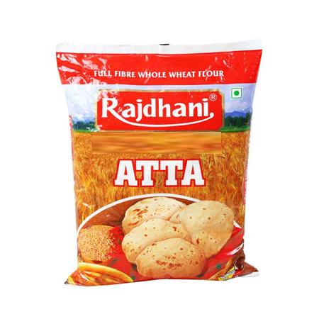 Rajdhani Atta