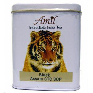 Чай AMIL Tiger Черный гранулированный чай Ассам