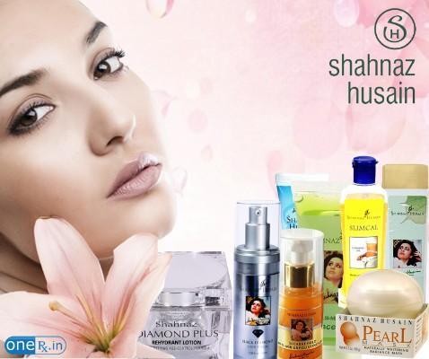 шахназ хусейн лого Shahnaz-husain_1